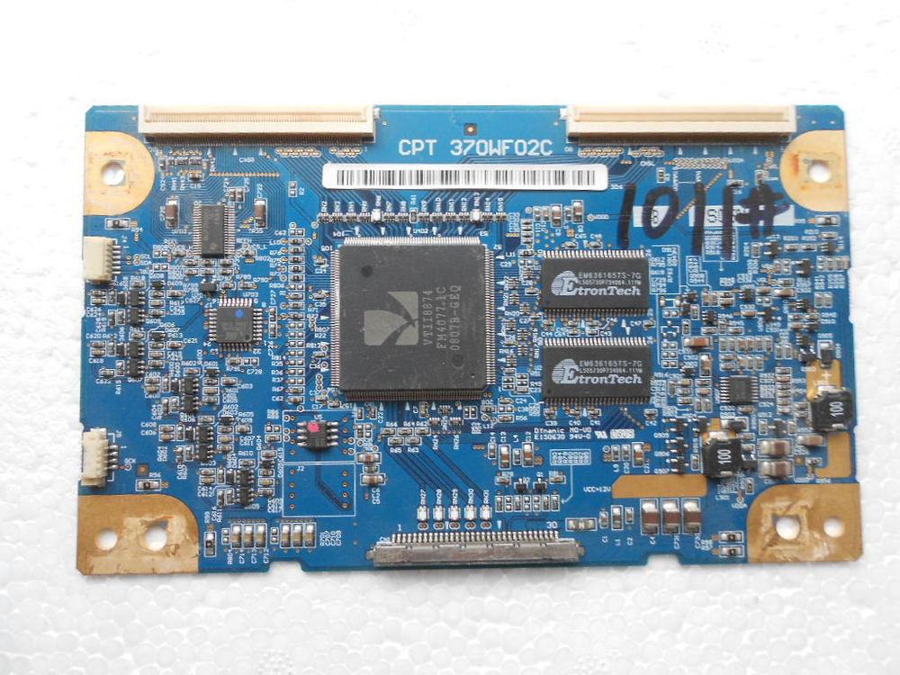 free delivery..-L37M61B original logic board CPT 370WF02C(China (Mainland))
