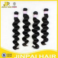 JP hair no tangle and shedding virgin bulk brazilian hair