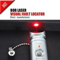 New laser fiber optic 20mW 20km fiber optic visual fault locator (BOB-VFL650-1S)