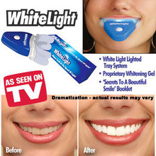 New & Hot White Light Teeth Whitening Tooth Whitener Health Oral Care Toothpaste Kit For Personal Dental Care Healthy Gel Hot