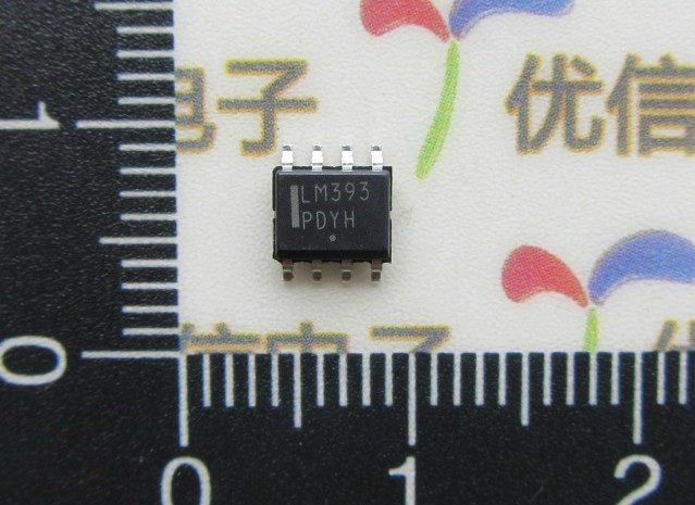 Chip LM393DR2G chip standard recovery power rectifier SOP-8 original ON (100pcs/lot)(China (Mainland))