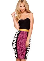 free shipping 2014 brand fashion tight long sleeve bandage dress 259