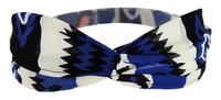 "Free shipping retail high end 4"" girls fashion flower bow head wraps"