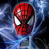 Spider Man Flash USB Pen Flash Drive 4GB 8GB 16GB 32GB USB Flash Drive USB Pen Free shipping