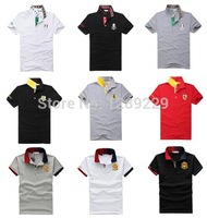 Wholesale Men's Hydrogen Sport Short T-Shirts New Brand 100% Cotton H2J Casual Tops Cheap Skull Embroidered Logo Fashion Tees