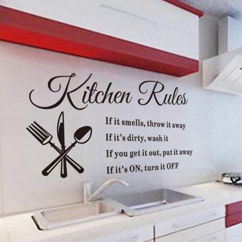 Kitchen sayings buy cheap kitchen sayings lots from china kitchen