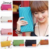 HOT 12 Colors Fashion PU Women Handbag Mini Clutch Bag Wallets Women Messenger Bags Candy Color Wave Bag lady shoulder bag z3008