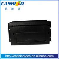 58mm small taxi printer mini panel thermal receipt printer (option 1: RS232 interface 5-9V)