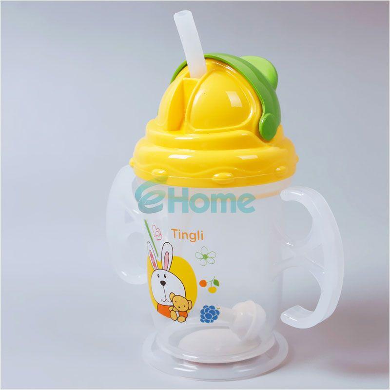 Детская бутылочка для кормления OEM Sippy #60454 Practical Baby Bottle sippy 360