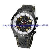 Casual Man Quartz Watch Men Sports Fashion Watches GT Silicone Military Army Wristwatches 7Colors 100pcs/lot Relogio Clock Reloj