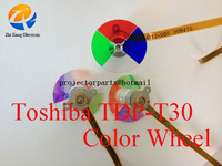 100% Quality Guarantee Toshib TDP-T30 Projector Color Wheel Free shipping