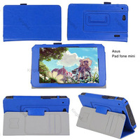Premium Reversal Stand Leather Case Cover For ASUS Pad fone mini