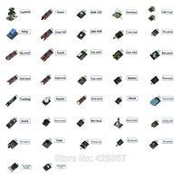 37-in-1 Sensors Module Kit for Arduino Free Shipping