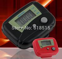 200pcs Digital LCD Electronic Pedometer Walking Run Step Distance Calorie Counter Clip
