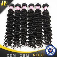 Wholesale Brazilian Deep Wave Virgin Human Hair Extension