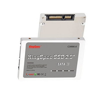 Free Shipping kingspec 2.5Inch SATAIII SATAII SSD 32GB JMF606 Solid State Drive For Notebook computer tablet pc