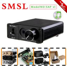 SMSL sApVI HiFi Portable Headphone Earphone Amplifier AMP Free Shipping(China (Mainland))