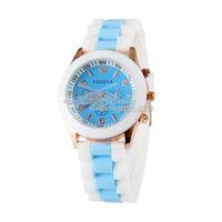 2014 New  three eyes Watches Rubber Band  Quartz Watches Round Wristwatches Fashion  Wristwatches Dropship