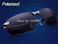 2014 Fashion men's Sunglasses male Polarized Sunglasses polarized lens driver Sports Sunglasses