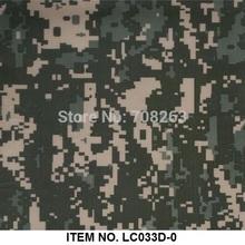 Liquid Image Camo Activator PVA Hydrographic Film No. LC033D-0(China (Mainland))