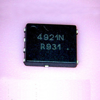 NTMFS4921NT1G  4921N Power MOSFET 30V 58.5A 6.95 mOhm Single N-Channel SO-8FL