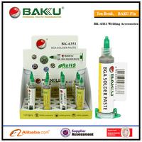 New Products Mini  BK-6351 BGA solder paste 63/37