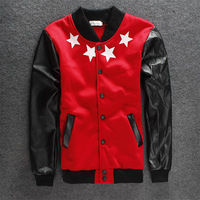New  stars YES super cool men who put hip-hop long-sleeve clothes