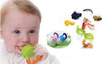 New 2014  Nipple Fresh Food Milk Nibbler Feeder Feeding Tool Safe Baby Supplies