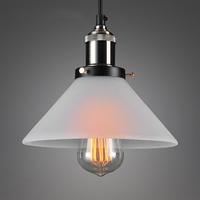 Retro Vintage Glass Cover Pendant Light  Lamp Lighting Home Decoration