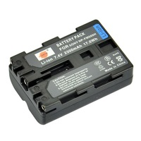 DSTE NP-FM500H Battery compatible for Sony a200, a300, a350, a700, Alpha a58, Alpha a99, DSLR-A100, DSLR-A100/B, DSLR-A100H