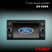 Free shipping! 7 inch CAR DVD PLAYER for Ford focus/mondeo/c-max with GPS,Bluetooth,IPOD, Radio, USB, AUX,3G,RDS.