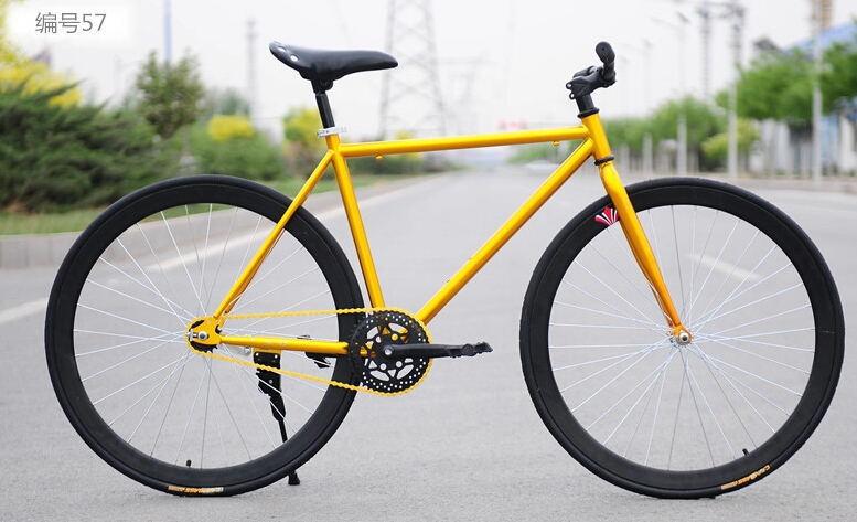 Fixed Gear Fixie Vintage Bike
