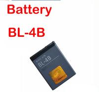 Mobile Phone Battery BL-4B BL4B 700mA For Nokia N76 5000 5320XM 7070 2505 2630 2660 2760 7088 2730 6111 7370 7373 N75