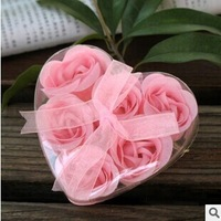 Beautiful Rose Soap flower for Valentine's day gifts /cleaning products