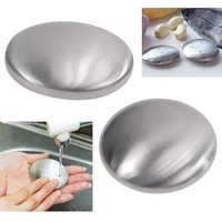High quality Practical Stainless Steel Soap Eliminating Kitchen Bar Odor Smell Long Last for faster delivery