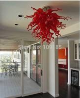 Free Shipping Decorative Murano Glass Chandeliers Light
