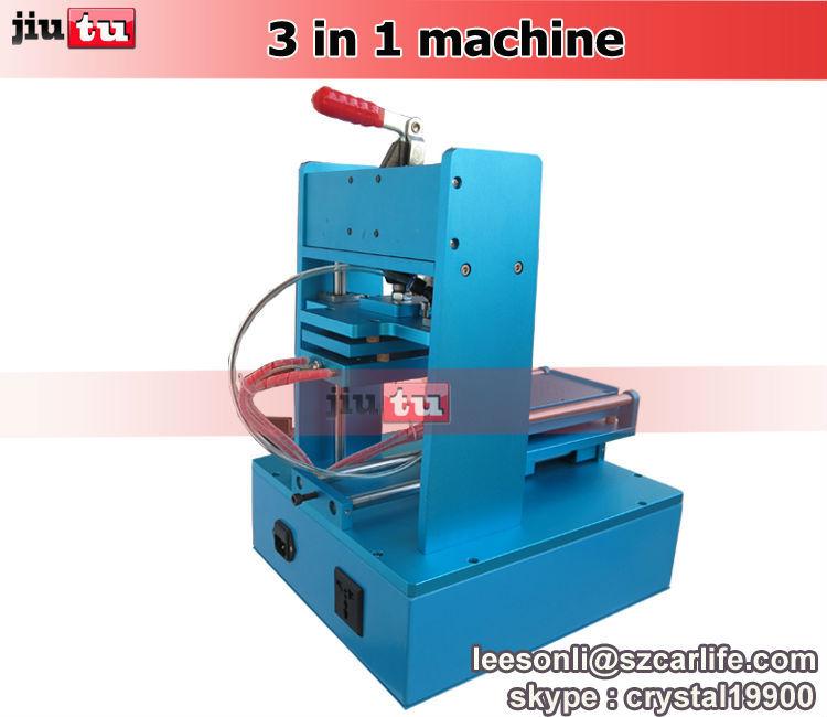 Электрооборудование Jiutu samsung s2 s3 s4 s5 2 3 4 , lcd 5c 6 6 + iphone 5 5s lcd separator,glue remover,frame laminator 25 3mil satin paper adhesive glue vinyl cold laminating film laminator
