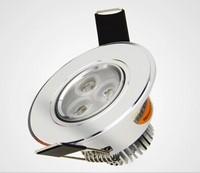Free shipping Small led spotlight 3 w setting wall lamp Hole lights highlight led the cat's eye light Wine house 5 cm