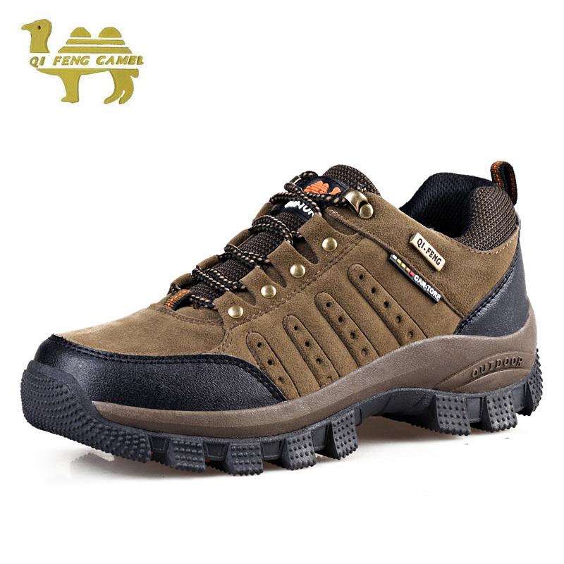 tênis para caminhada ao ar livre 2014 windproof botas altas de qualidade andar ao ar livre escalada respirabilidade 305 homem sapatos(China (Mainland))