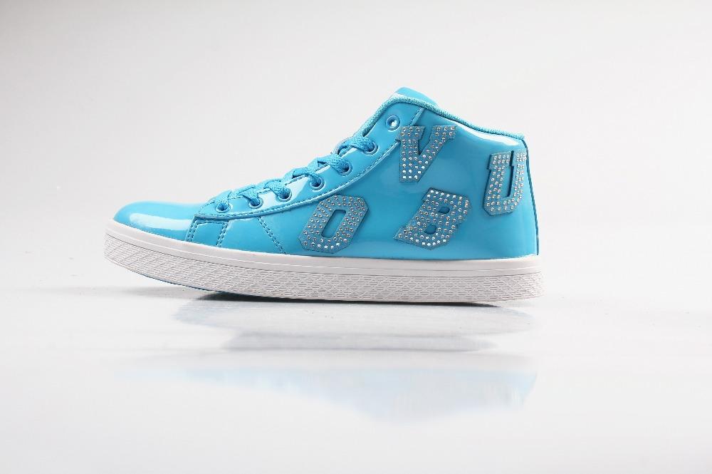 vobu moda sapatos casuais para mulheres do hip hop sapatas de caminhada 35-44 frete grátis tamanho(China (Mainland))