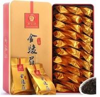 Free shipping 150g health care gift golden eyebrow JinJunMei black Tea jin jun mei