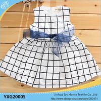 2014 Sunshin Girls Sleeveless Dress/ Baby Shirt/ Wholesale Cheap Clothes/Summer Dress
