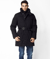 New Arrival Men's Brand Down Coat Grade Quality Casual Warm Coat M-XXL Free Shipping
