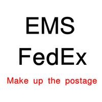 EMS FedEx Make up the postage