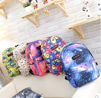 Hot Selling Backpack Schoolbag Small Yellow Man Backpack Korean Style Men And Women's Backpack SPORT Backpack