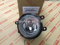 Fog lights Toyota corolla 2008 2009 2010~2014 REIZ CAMRY YARIS  fog genuine Replacement fog lights lamp