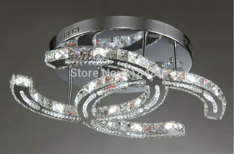 lampadario led ikea : IKEA LED Crystal Ceiling lights Modern simply lamp for bedroom LED ...