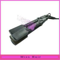 temperature adjustable hair straightener fashion tourmaline ceramic design hair dressing tool in stock