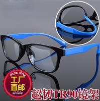 New spectacle eyeglasses tr90 ultralight memory optical Full frames eyewear for men women Myopia glasses oculos de sol xd8609
