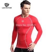 2014 fashion men's sportswear sports compression T-shirt